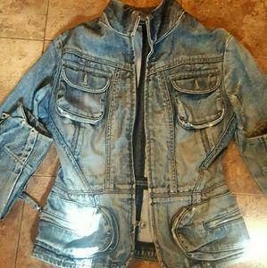 Banana Republic  jeans jacket